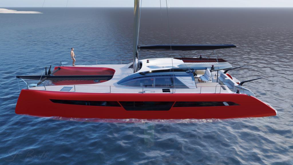 C CAT 62 C Catamarans