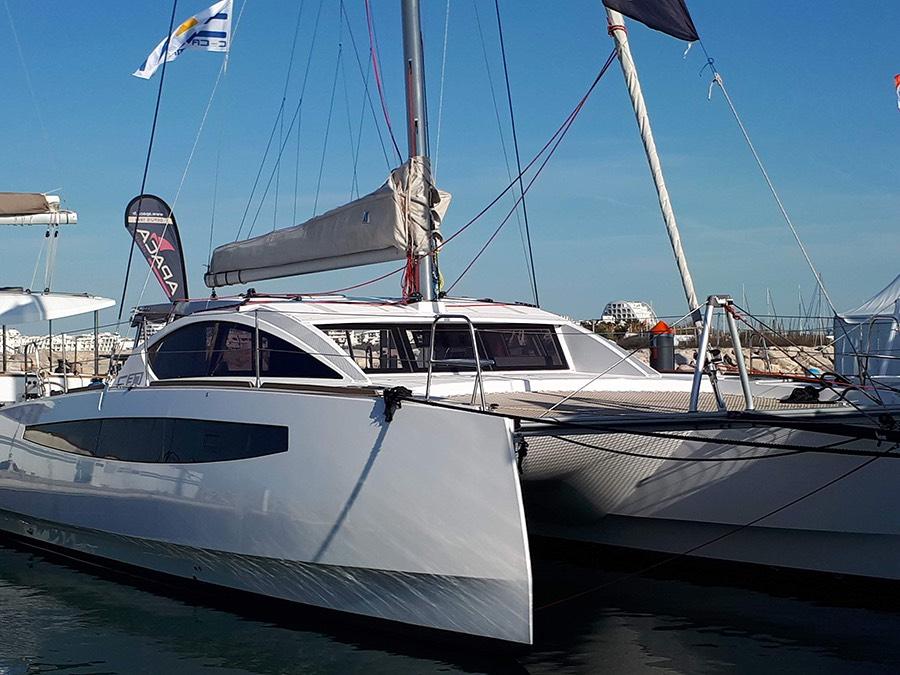 C-CAT 37 Catamaran 37 pieds personnalisable
