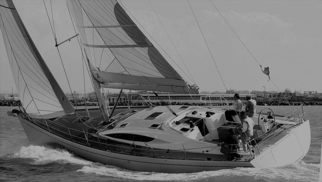 chantier Comar production des bateaux