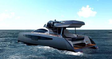 C-CAT 38 POWER_catamaran à moteur personnalisable