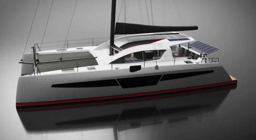 c-cat 48 c-catamarans nouveau design