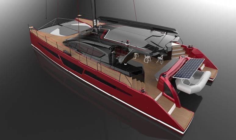 c-cat 56 catamaran 56 pieds