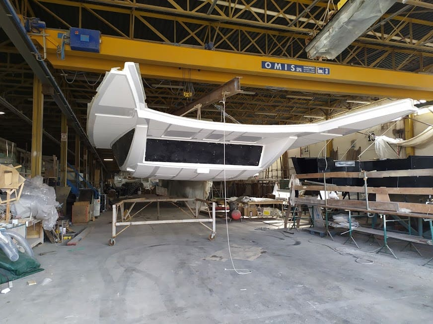 construction catamaran c-cat 37