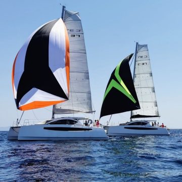 catamarans à dérives neufs c-catamarans france